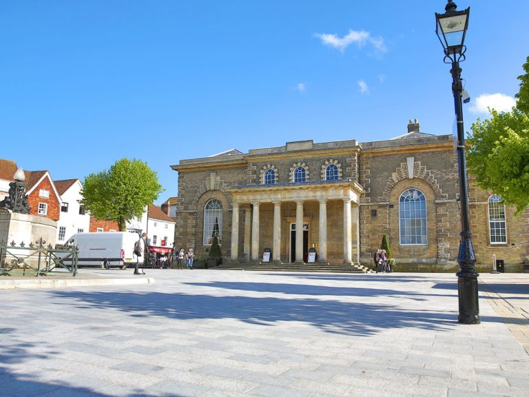 Salisbury Market Place 20114