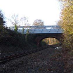 2 North Baddesley Footbridge,