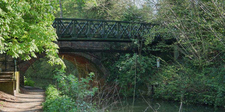 Malthouse Bridge, basingstoke